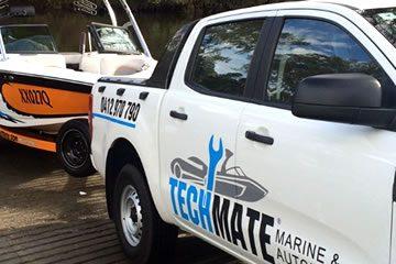 boat servicing repairs gold coast