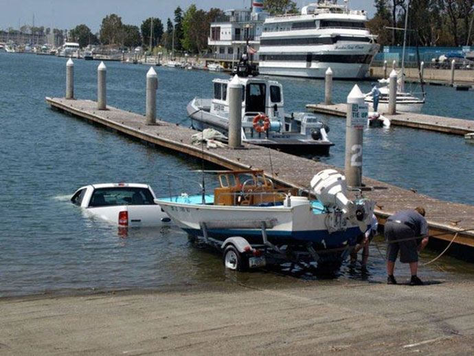 boat & car problems